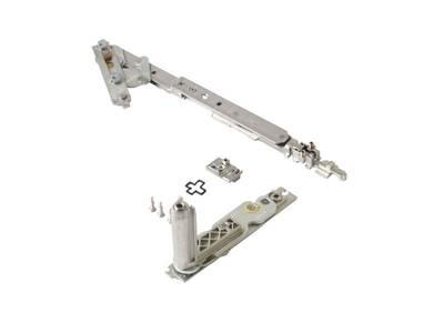 Комплект поворотно-откидной со скрытыми петлями C.H.I.C., 470-700 мм, ЕВРОПАЗ, правый, 100 кг, 043550001 Изображение