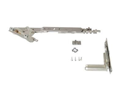 Комплект поворотно-откидной со скрытыми петлями C.H.I.C., 470-700 мм, ЕВРОПАЗ, правый, 100 кг, 043550001 Изображение 3