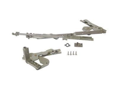 Комплект поворотно-откидной со скрытыми петлями C.H.I.C., 470-700 мм, ЕВРОПАЗ, левый, 100 кг, 043550002 Изображение