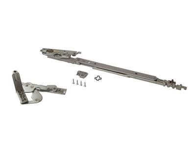 Комплект поворотно-откидной со скрытыми петлями C.H.I.C., 600-1500 мм, ЕВРОПАЗ, левый, 100 кг, 043560002 Изображение 3