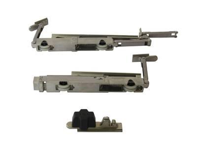 Комплект роликов L/S с угловым переключателем для двери 200 кг GOS-S, 0391300001 Изображение 2
