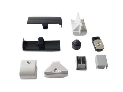 Комплект шин Patio 100/160S 901-1050мм/2230мм, серебро Изображение 8