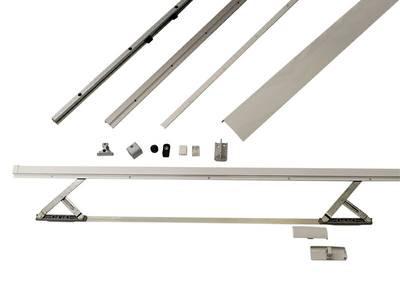 Комплект шин Patio 100/160S 901-1050мм/ 2230мм, белый Изображение
