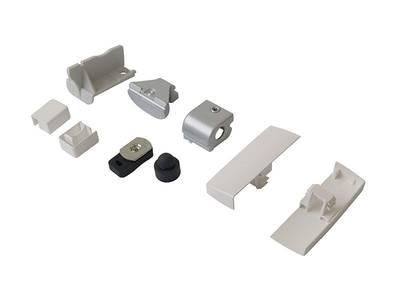 Комплект шин Patio 100/160S 901-1050мм/ 2230мм, белый Изображение 2
