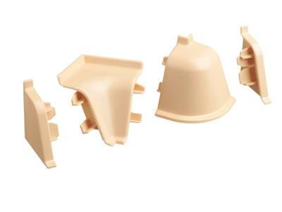 Комплект соединителей к бортику 118 / SB 135 92109 слоновая кость Изображение