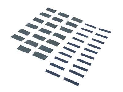 Комплект створок FLEX 2500x2000мм для стекла толщиной 8мм стеклопакета 22 мм 8020215 Изображение 6