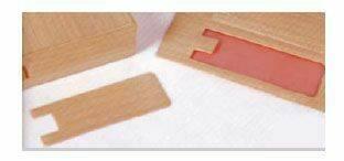 AGT заглушка самоклеящаяся для профиля МДФ 1022 (дуб (246), 60 шт) Изображение