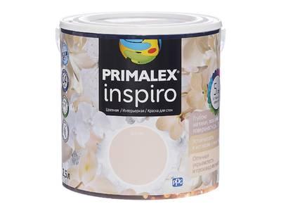 Краска Primalex Inspiro Безе 2,5л Изображение