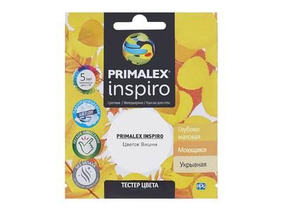 Краска Primalex Inspiro Цветок Вишни 40мл Изображение
