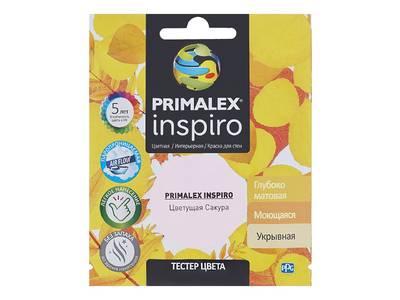 Краска Primalex Inspiro Цветущая Сакура 40мл Изображение