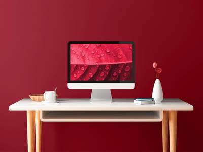 Краска Primalex Inspiro Динамический Красный 40мл Изображение 3