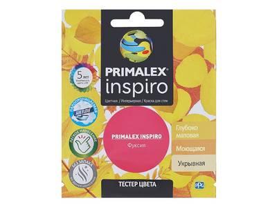 Краска Primalex Inspiro Фуксия 40мл Изображение
