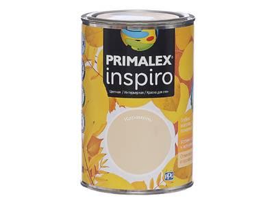 Краска Primalex Inspiro Карамель 1л Изображение