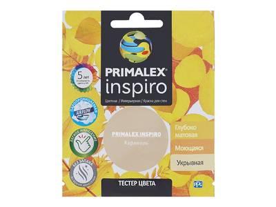 Краска Primalex Inspiro Карамель 40мл Изображение