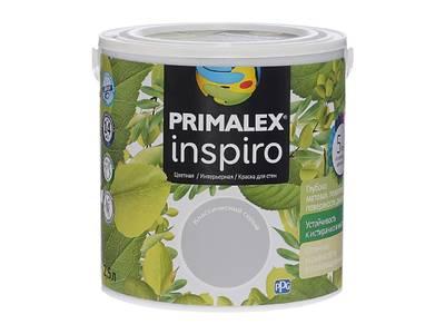Краска Primalex Inspiro Классический Серый 2,5л Изображение