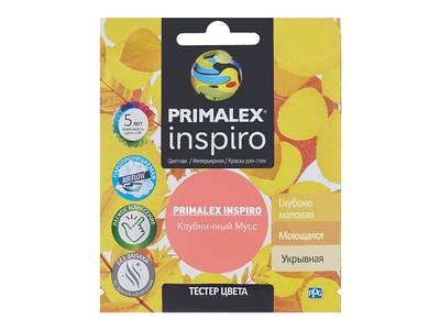 Краска Primalex Inspiro Клубничный Мусс 40мл Изображение
