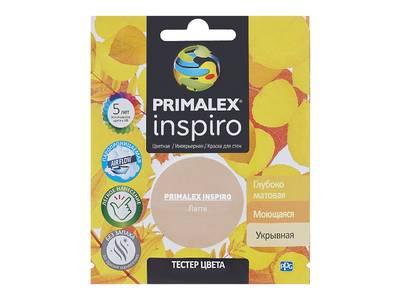 Краска Primalex Inspiro Латте 40мл Изображение