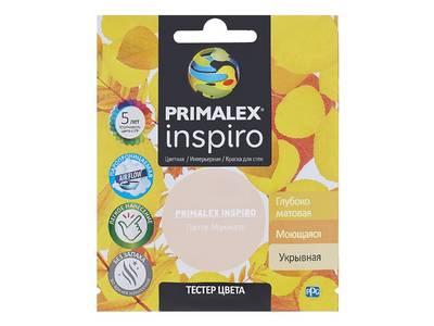 Краска Primalex Inspiro Латте Макиато 40мл Изображение