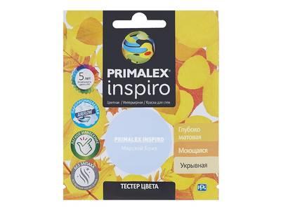 Краска Primalex Inspiro Морской Бриз 40мл Изображение