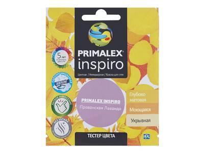 Краска Primalex Inspiro Прованская Лаванда 40мл Изображение