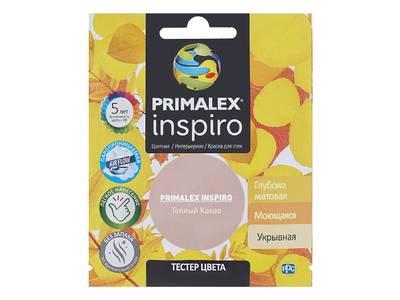 Краска Primalex Inspiro Теплый Какао 40мл Изображение
