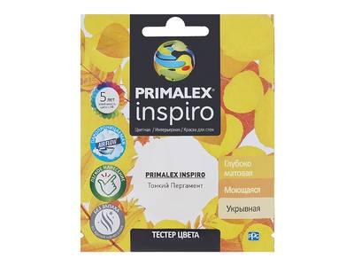 Краска Primalex Inspiro Тонкий Пергамент 40мл Изображение