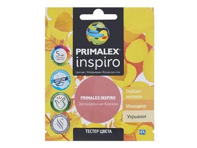 Краска Primalex Inspiro Засахаренная Клюква 40мл Изображение