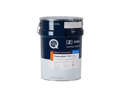 Краска для ПВХ глянцевая Zowo-plast 1450, база под колеровку Изображение