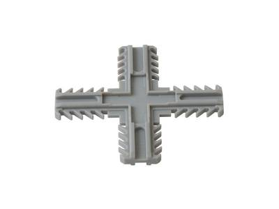 Соединение крестовое под накладку Helima 26мм Изображение 2