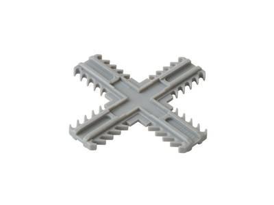 Соединение крестовое под накладку Helima 26мм Изображение 3