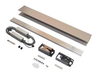 Крышка привода VARIO для ED100/250, 2200 мм, серебро, 29242001 Изображение