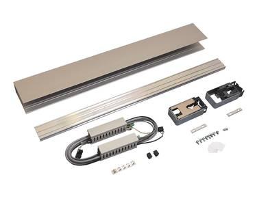 Крышка привода VARIO для ED100/250, 2200 мм, серебро, 29242001 Изображение 3
