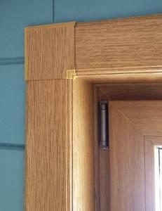 Угловая накладка для оконного наличника Qunell U-81 R 3118 076 натуральный дуб Изображение 2