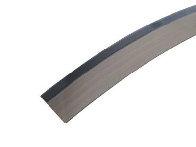 Кромка 3D антрацит глянец 23х1 мм, PMMA, двухцветная ALVIC Изображение 2