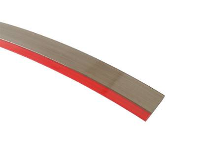 Кромка 3D PMMA 23х1мм, двухцветная глянец красный 2251E Изображение 3