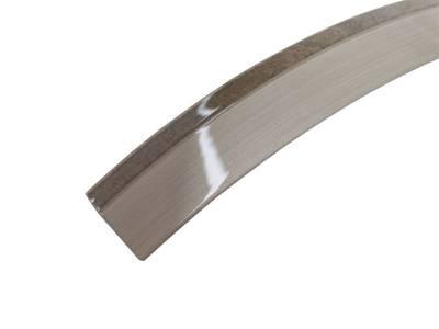 Кромка для ДСП и МДФ плит REHAU (PMMA, 3D, медь куско глянец, 23х1 мм, двухцветная) Изображение 2