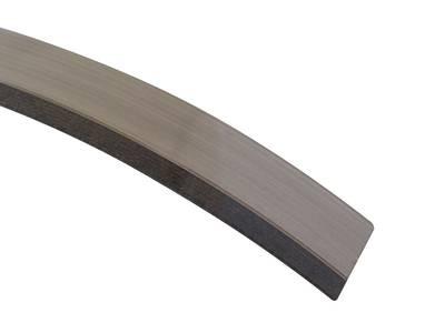 Кромка для ДСП и МДФ плит REHAU (PMMA, 3D, меланж 4 глянец, 23х1 мм, двухцветная) Изображение 3