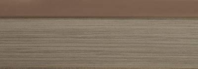 Кромка 3D серый 02 глянец 23х1 мм, PMMA, ALVIC Изображение