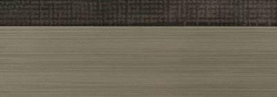 Кромка 3D текстиль тем.золото глянец 23х1 мм, PMMA, двухцветная ALVIC Изображение