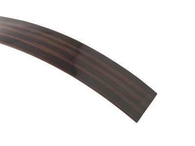 Кромка для ДСП и МДФ плит REHAU (ABS, 3D, гайана глянец, 23х1 мм, одноцветная) Изображение 3