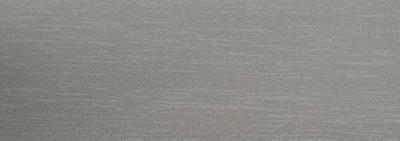 Кромка 3D серый металлик глянец 23х1 мм, ABS, одноцветная ALVIC Изображение