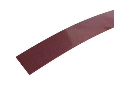 Кромка для ДСП и МДФ плит MKT (ABS, бордо металлик глянец, 23х1 мм, фольгированная, одноцветная) Изображение 2