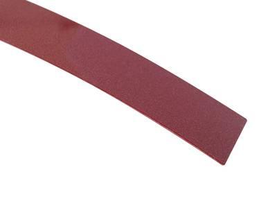 Кромка для ДСП и МДФ плит MKT (ABS, бордо металлик глянец, 23х1 мм, фольгированная, одноцветная) Изображение 3