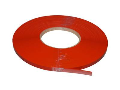 Кромка для ДСП и МДФ плит Doellken (ABS, глянецевая, красный (600), 23x1 мм, одноцветная) Изображение 2