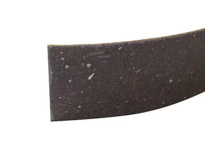 Кромка для столешницы VEROY (Бурая искра, глянец, 3050x44x1 мм) Изображение 3