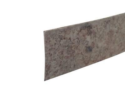Кромка с клеем VEROY Гранит  Бьянко  Сардо   экстраглянец   3050x44мм. Изображение 3