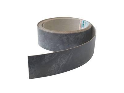Кромка с клеем VEROY  Карите седой природный камень 44мм. Изображение 3