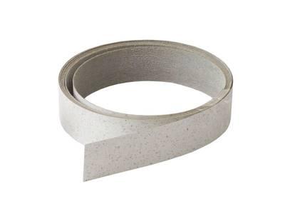 Кромочная лента HPL белое сияние глянец, A.3302 LU 4200*44 мм, термоклеевая Изображение 2