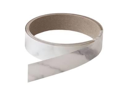Кромочная лента HPL леденящий мрамор,  L.5547 4200*44 мм, термоклеев Изображение 2