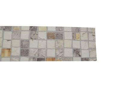 Кромочная лента HPL мозаика крем, A.3301 CLIF 4200*44 мм, термоклеевая Изображение 2
